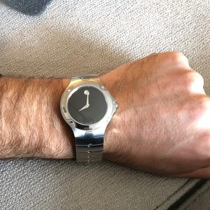 Men's Movado SE Watch in like new condition
